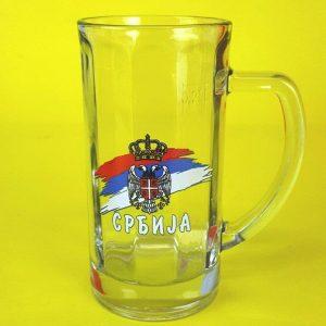Beer Mug Glass