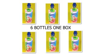 Lenor Fabric Softener Floral 6 Bottles
