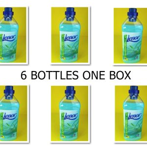Lenor Fabric Softener Fresh 6 Bottles
