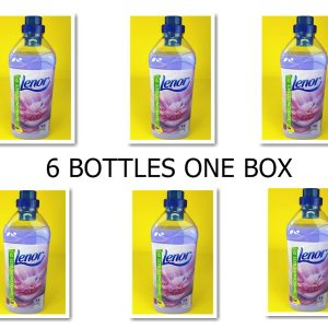 Lenor Fabric Softener Relaxed 6 Bottles