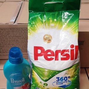 Persil 6kg & Bonus 1lt Liquid Wash