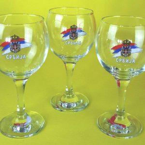 Wine Glass 3 PC
